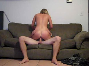 Cock in ass